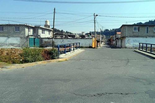 terreno industrial en venta en ocoyoacac