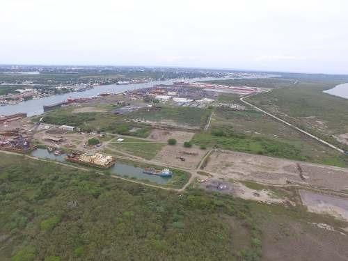 terreno industrial en venta en zona norte de veracruz.