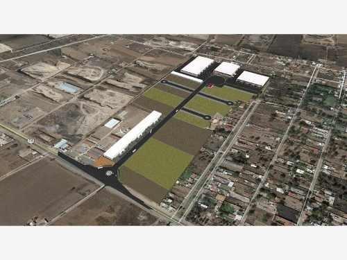 terreno industrial en venta global park
