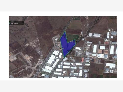 terreno industrial en venta junto a parque industrial queretaro