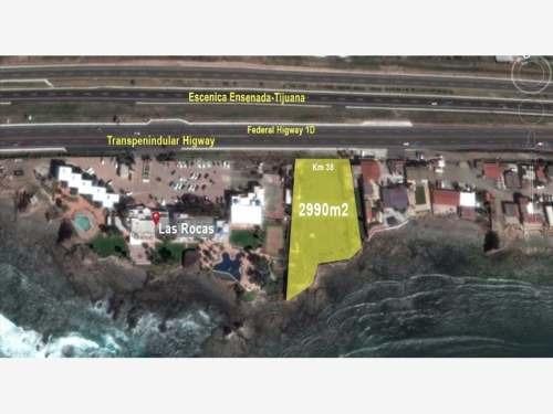 terreno industrial en venta km38 playas de rosarito