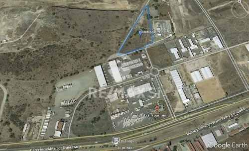 terreno industrial en venta, la noria, el marques