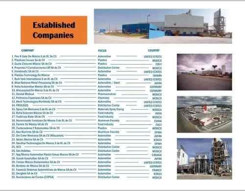 terreno industrial  en venta parque  opcion ,gto