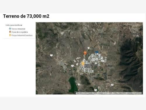 terreno industrial en venta poligono empresarial santa rosa