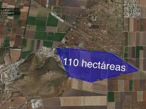 terreno industrial en venta rancho san vicente