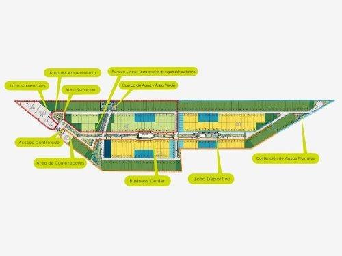 terreno industrial en venta terra park centenario