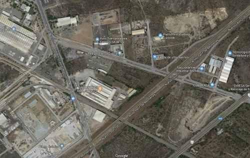 terreno industrial en venta villa de garcía zona santa catarina