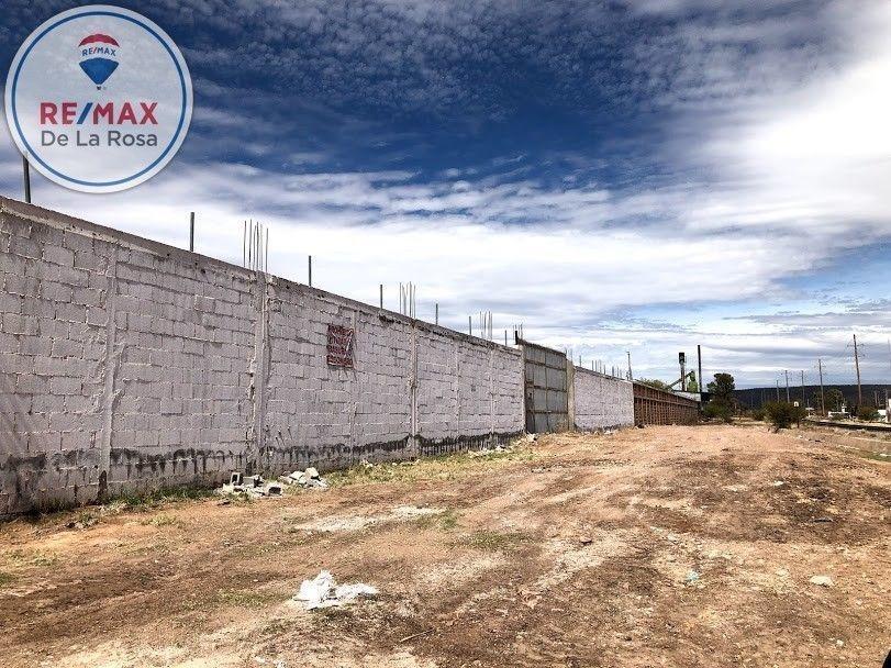 terreno industrial ideal para constructoras