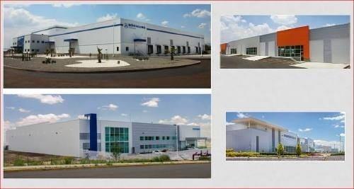 terreno industrial parque innovacion tecnologico queretaro