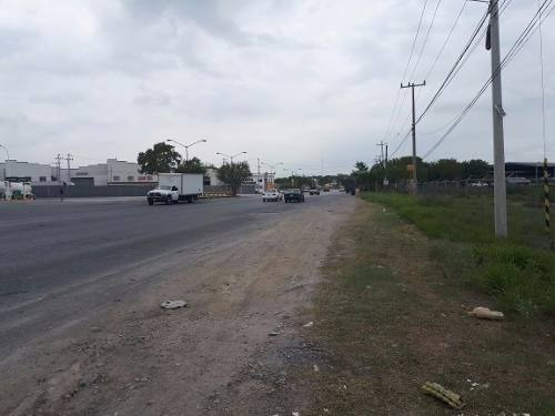 terreno industrial  renta 5.5 has subdividible en apodaca nuevo león