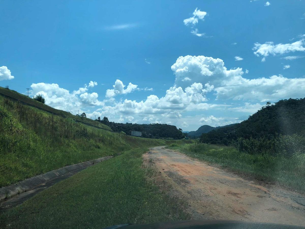 terreno industrial rodovia dom pedro/ nazaré paulista - sp