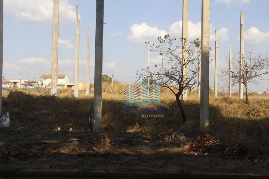 terreno industrial à venda, jardim boa vista, hortolândia. - te0088