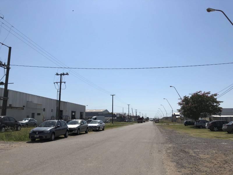 terreno industrial | villa gob. galvez