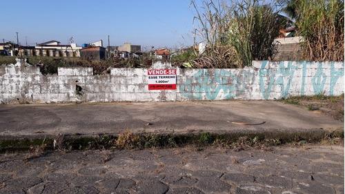 terreno - itanhaém/sp - cibratel 2