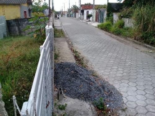 terreno - itanhaém/sp - iemanjá