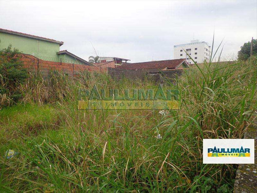 terreno, itaóca, mongaguá - r$ 170 mil, cod: 820600 - v820600