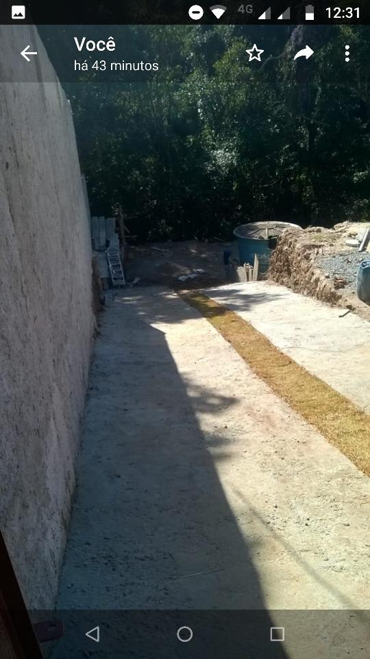 terreno já murado em condomínio fechado  mairiporã