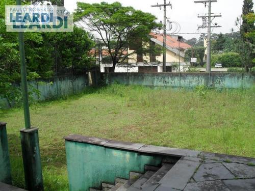 terreno jardim guedala  - são paulo - ref: 245909