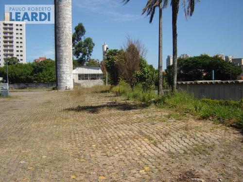 terreno jardim marajoara - são paulo - ref: 450553