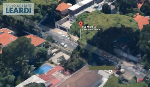 terreno jardim paulistano  - são paulo - ref: 488158