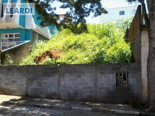 terreno jardim rincão - arujá - ref: 417027