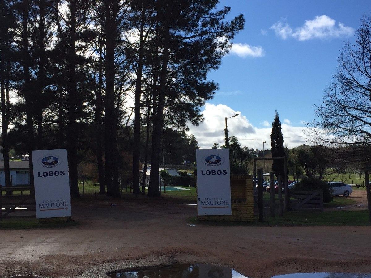 terreno jardines de córdoba - cantegril - frente rugby lobos