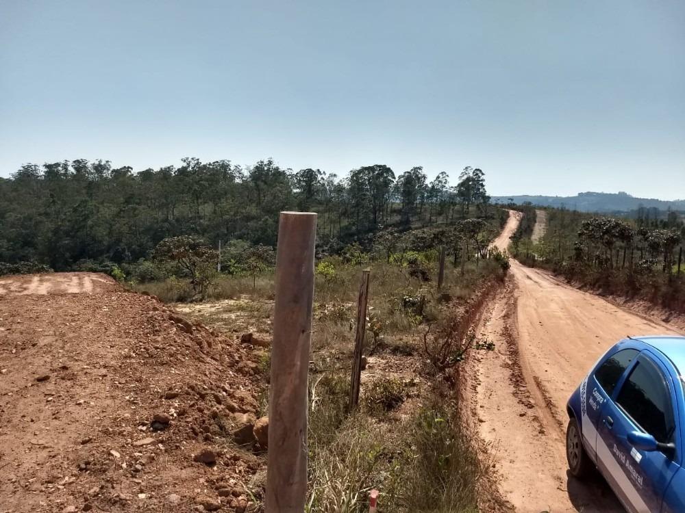 terreno jarinu próximo bairro maracana com escritura