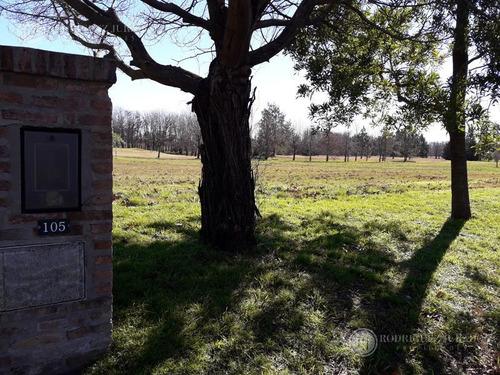 terreno - la colina villa de campo