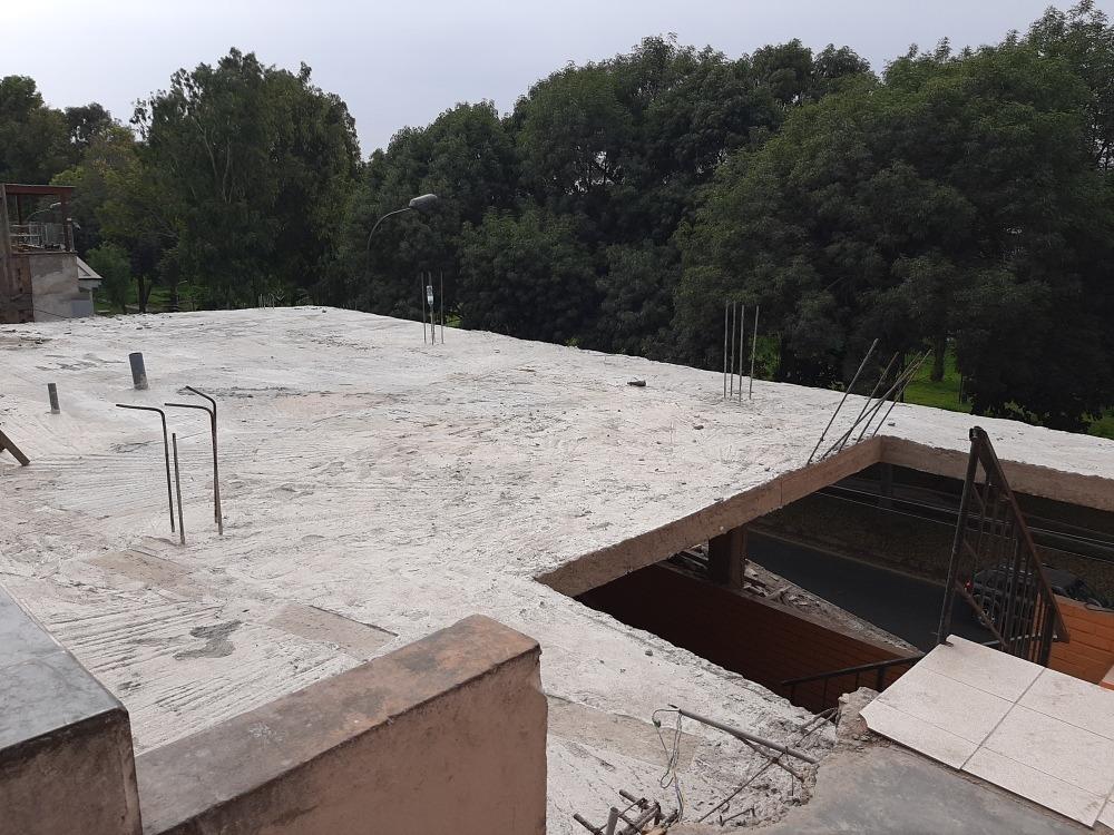 terreno la molina en construccion 3piso.
