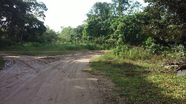 terreno lado serra à 3 km da rodovia