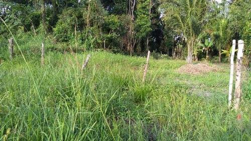 terreno lado serra à 300 metros da rodovia, em itanhaém