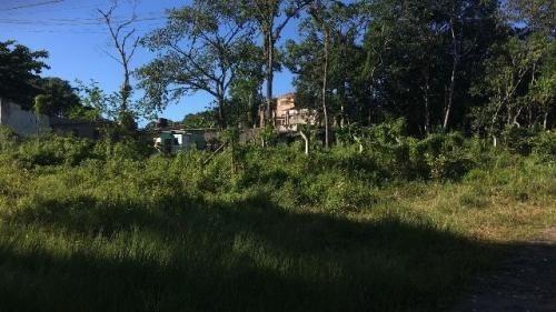 terreno lado serra 870m² em itanhaém