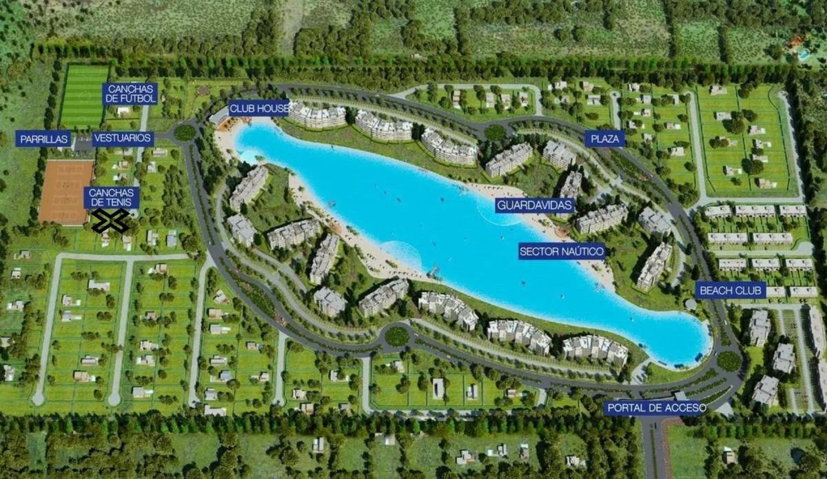 terreno lagoon pilar dueño directo