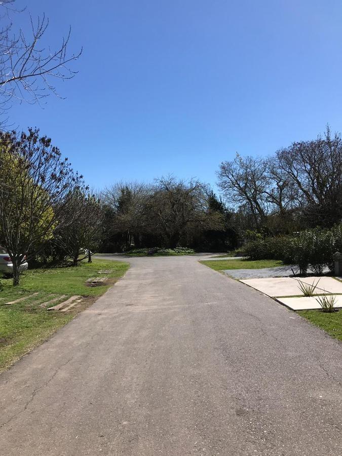 terreno - las magnolias