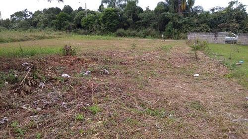 terreno limpo e aterrado em itanhaém 400 metros da rodovia