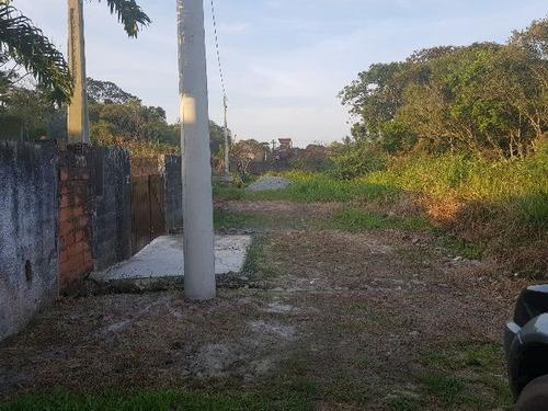 terreno limpo e plano, 400 metros da rodovia, em itanhaém