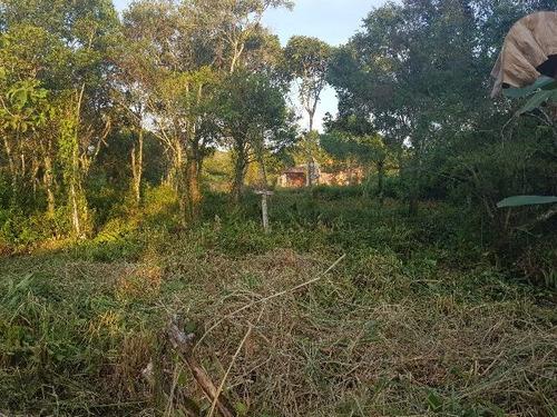 terreno limpo e plano, localizado em itanhaém