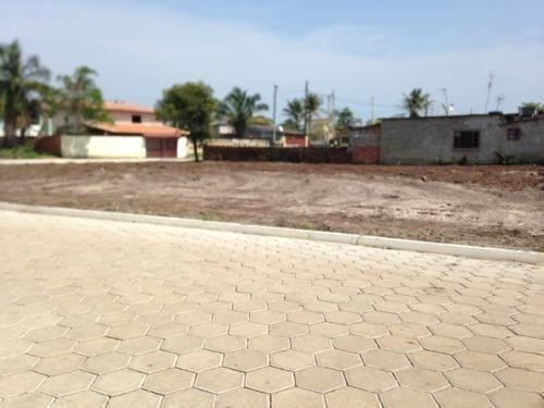terreno limpo na praia,medindo 260m²,em itanhaém-sp