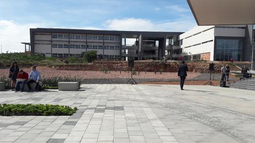 terreno listo para escritura frente universidad de arkansas