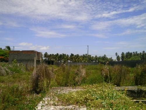 terreno - locação - aracaju - se - mosqueiro - 0210