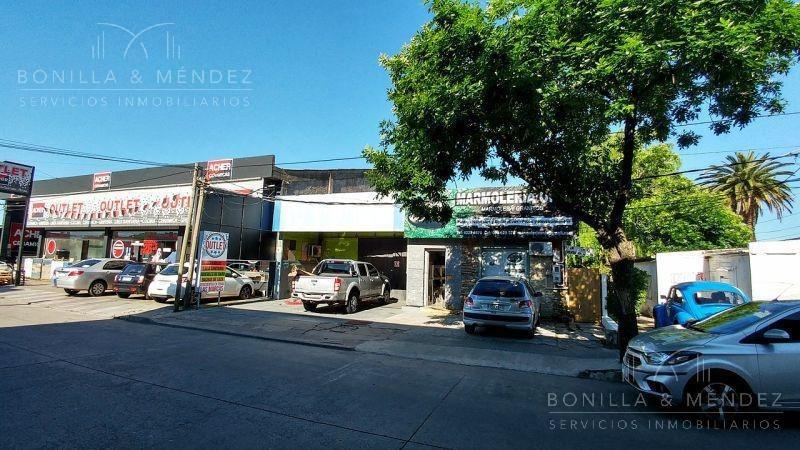 terreno-local en venta, 500 m2 en pleno centro comercial, admite pb   2 pisos