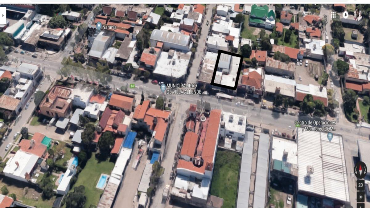 terreno / locales sobre goycoechea frente a la muni 18 x 30
