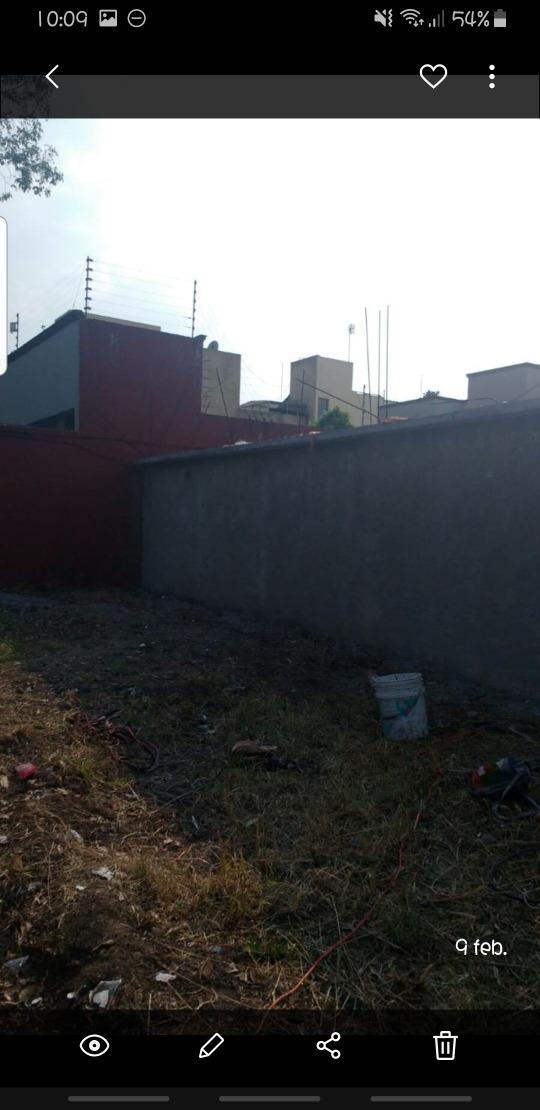 terreno lomas anahuac interlomas