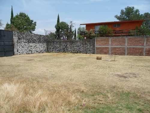 terreno lomas de padierna