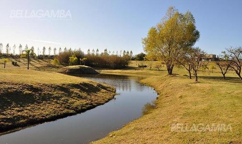 terreno - lomas del río luján