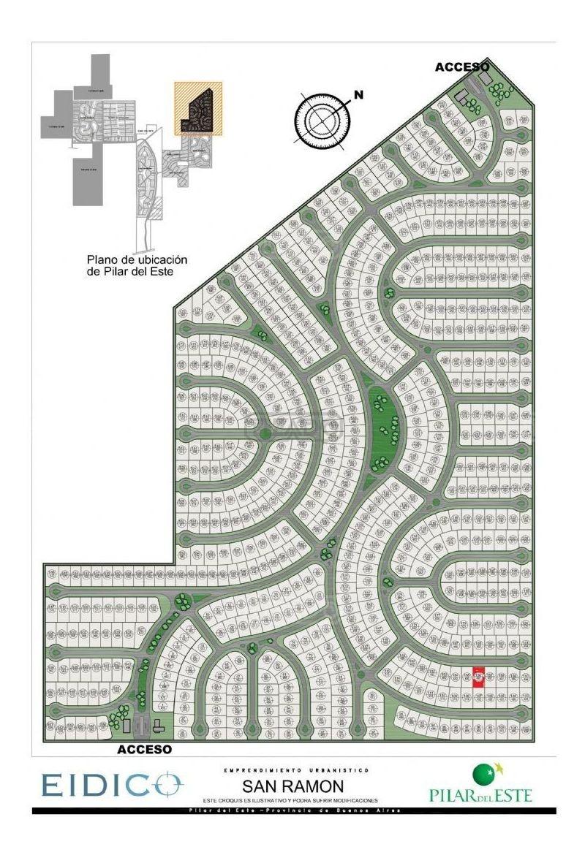 terreno lote  en venta 156 ubicado en san ramón, pilar del este