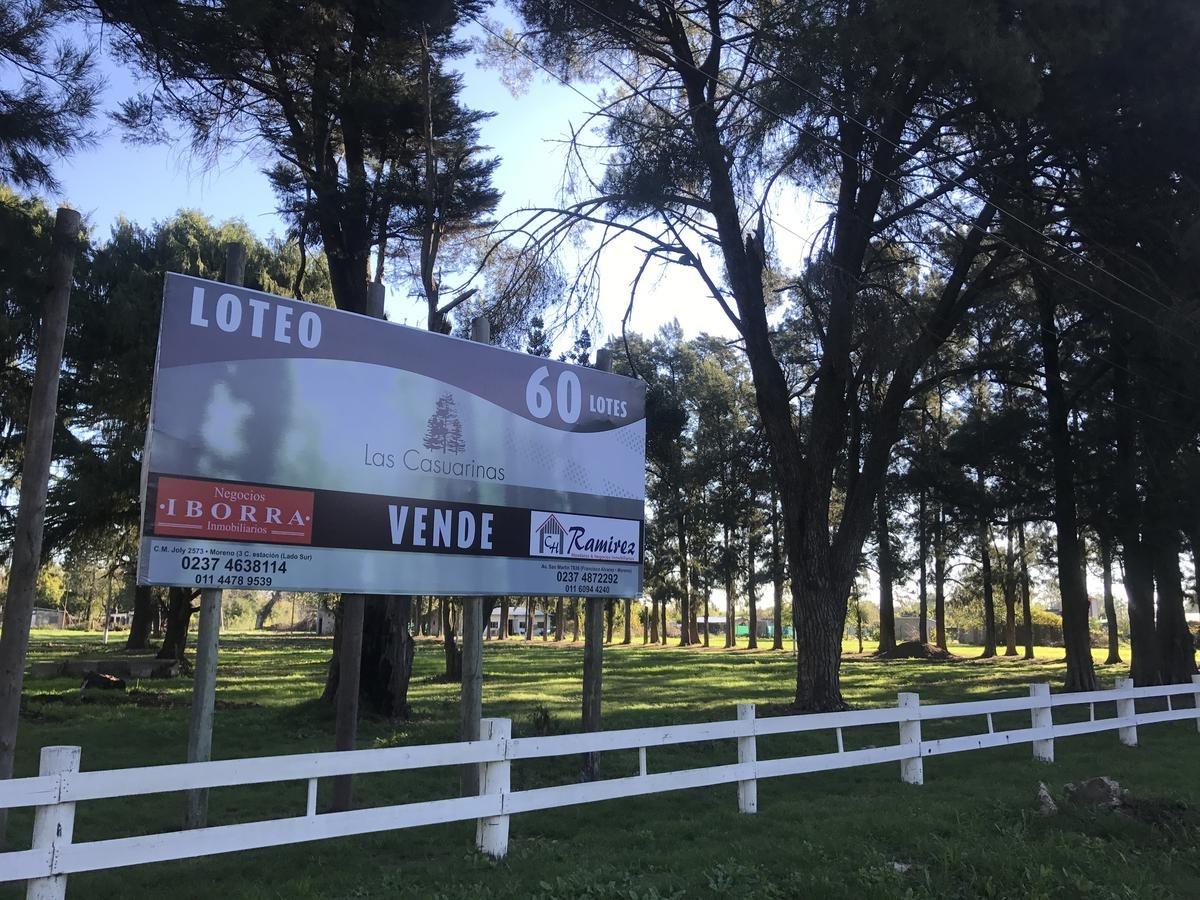 terreno lote en venta  400m2  - francisco alvarez financia