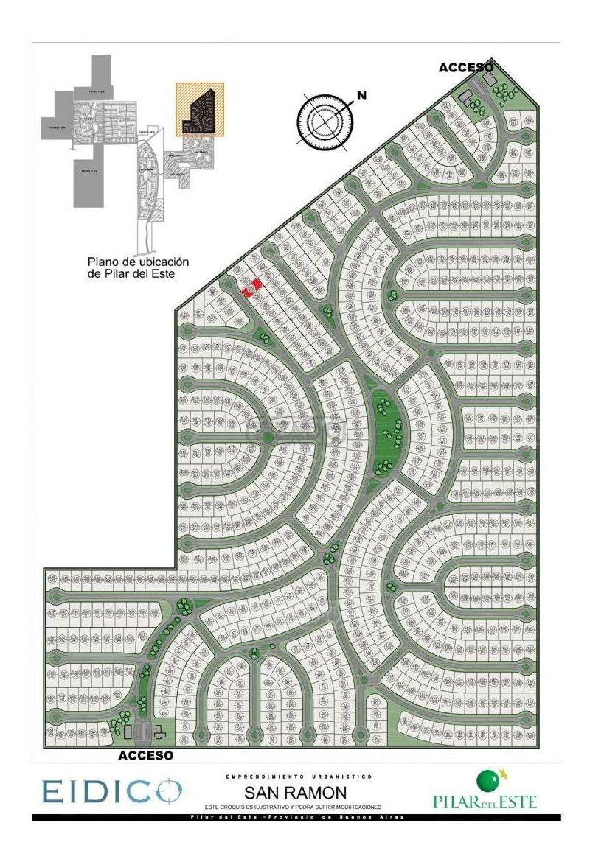 terreno lote  en venta 463 ubicado en san ramón, pilar del este