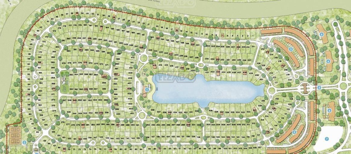 terreno lote  en venta ubicado en castaños, nordelta