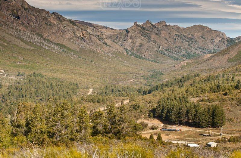 terreno lote  en venta ubicado en dos valles, bariloche